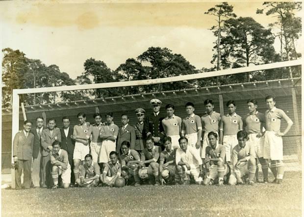 1936年ベルリンオリンピックのフランス選手団